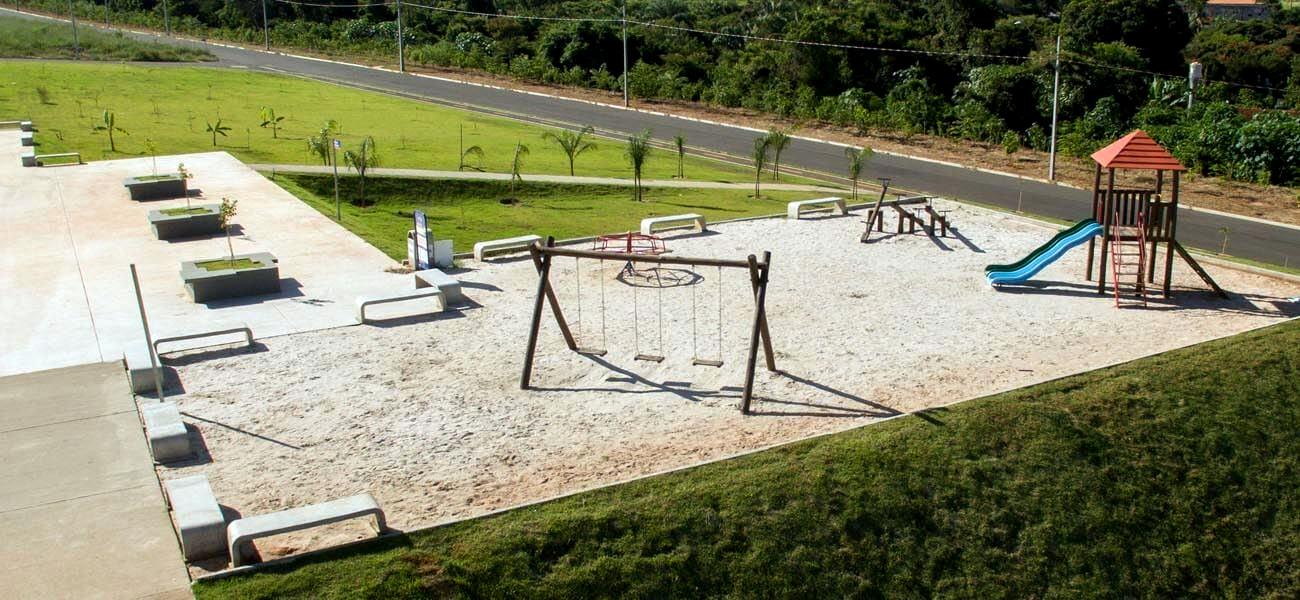 Playground e Lazer